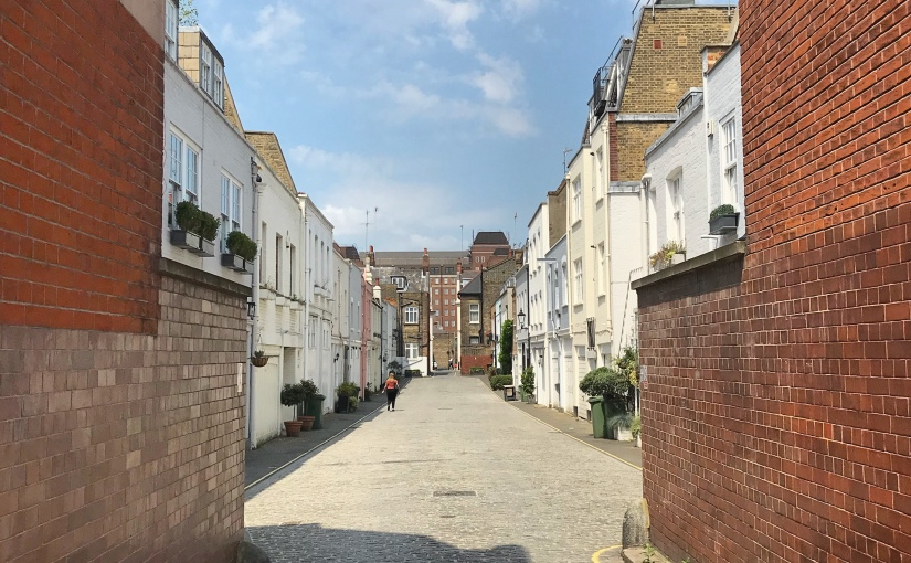 The Hidden Mews of London