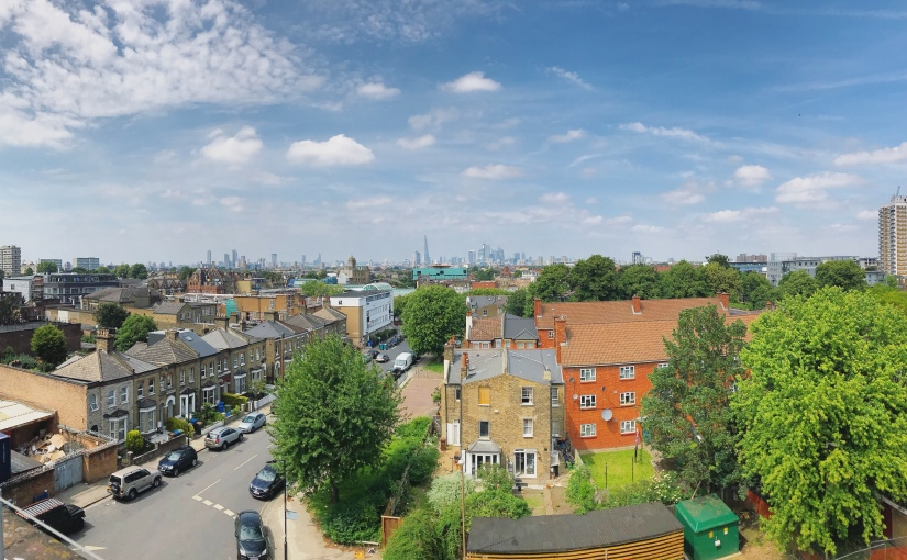 London Rooftops: Peckham
